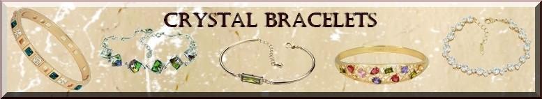 ZANZARA Jewellery - Crystal Bracelets